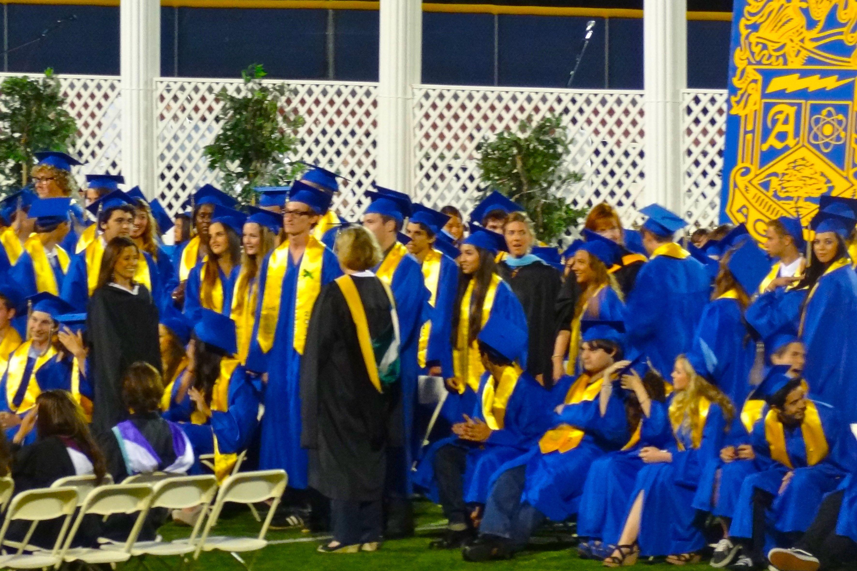 Graduating High School?
