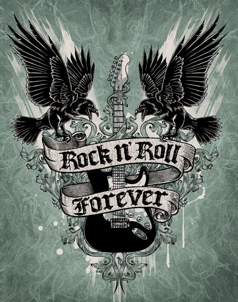 Rock n Roll Forever - Rock n Roll Will Never Die