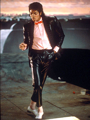 Michael Jackson from Billie Jean