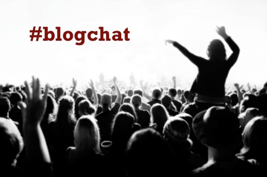 #blogchat