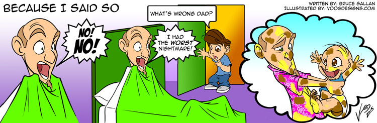Dad Has a Nightmare - BISS #173