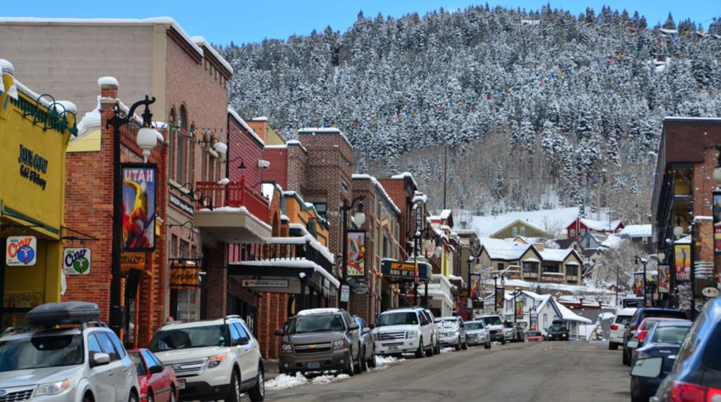 Main Street - Park City, Utah