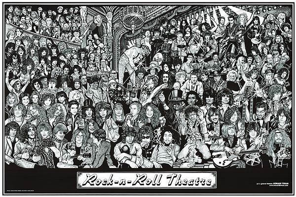 Rock n Roll Theatre - Rock-n-Roll Legends