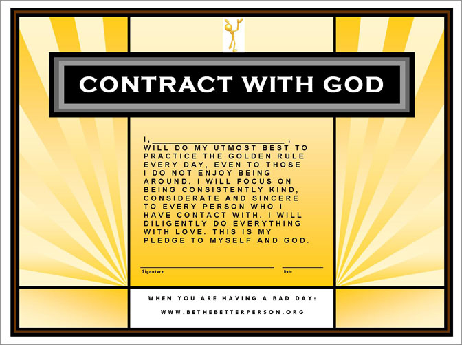 Life Contract
