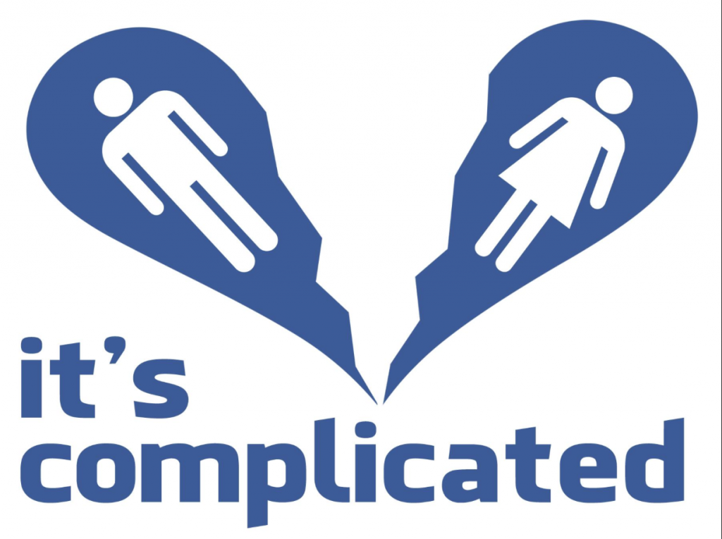 It's complicated - Facebook and Social Media